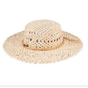 ⚜️ Peter Grimm straw beach hat
